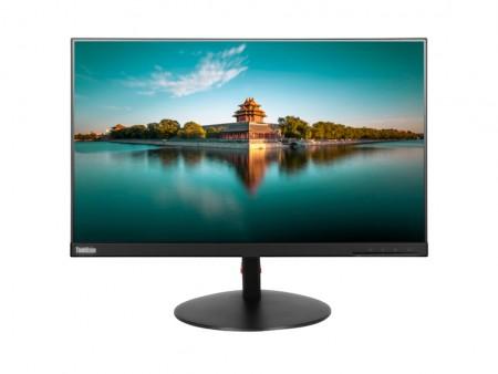 Lenovo ThinkVision T24i 23.8IPS FHD,1000:1.6ms,250cdm2,178178,VGA,HDMI,DP,5xUSB,Pivot,Swiwel,Tilt