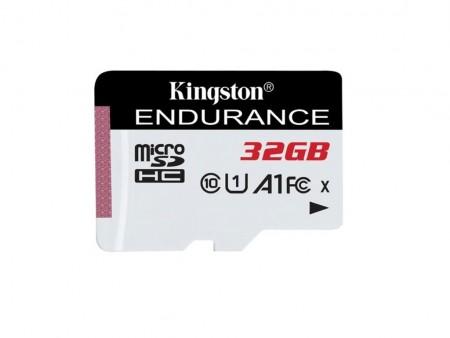 Kingston microSDXC 32GB Class 10 U1 UHS-I 95MBs-30MBs SDCE32GB + adapter