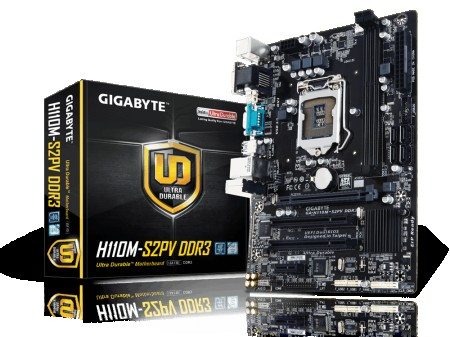 Gigabyte Intel MB GA-H110M-S2PV 1151