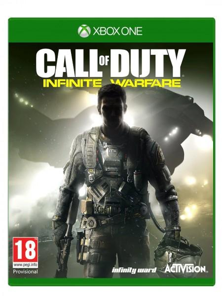 XBOXONE Call of Duty Infinite Warfare (026133)
