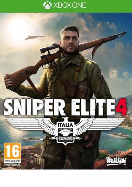XBOXONE Sniper Elite 4 (  )