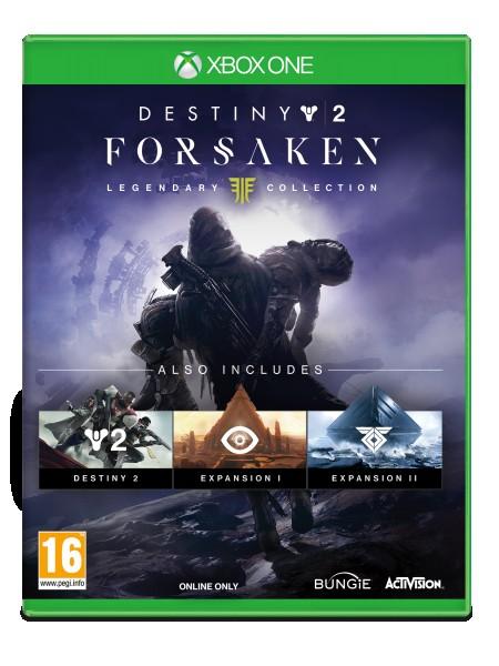 XBOXONE Destiny 2 Forsaken ( 88277EN )