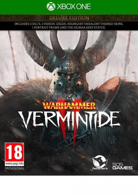 XBOXONE Warhammer - Vermintide 2 Deluxe edition (  )