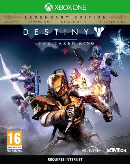 XBOXONE Destiny The Taken King Legendary Edition (023714)