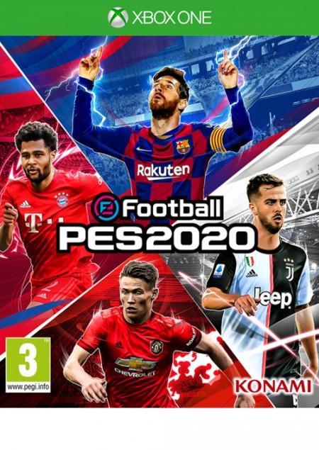 XBOXONE eFootball PES 2020 (  )