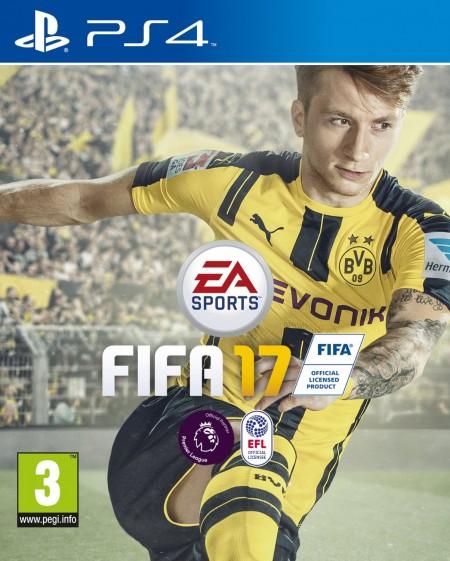 PS4 FIFA 17 (026343)