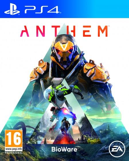 PS4 Anthem (  )