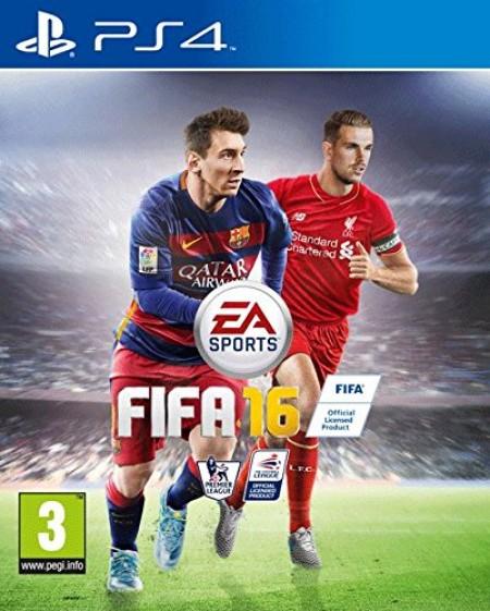 PS4 FIFA 16 (023739)