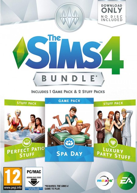 PC The Sims 4 Bundle Pack 1 ( E01770 )
