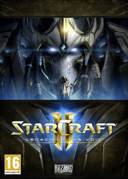 PC Starcraft 2 Legacy of the Void (022279)