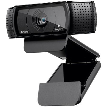 LOGITECH C920S Pro HD Webcam - USB - EMEA - DERIVATIVES ( 960-001252 )