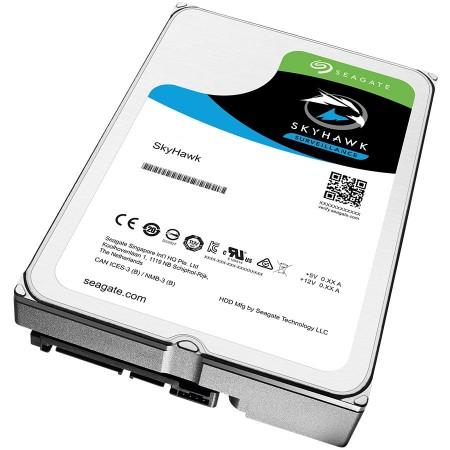 SEAGATE HDD Desktop SkyHawk Guardian Surveillance (3.52TBSATA 6Gbsrpm 5900)
