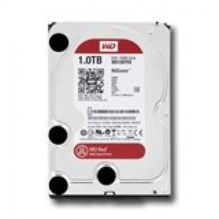 HDD Desktop WESTERN DIGITAL Red (3.5, 1TB, 64MB, SATA III-600)