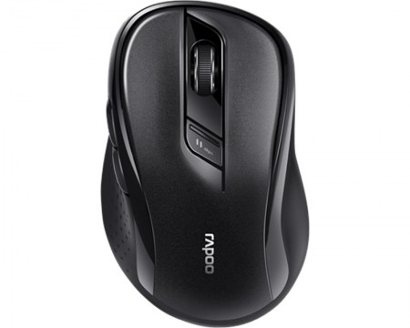 RAPOO M500 Wireless miš crni