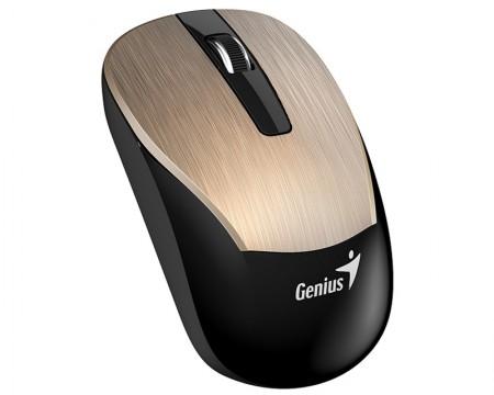 GENIUS ECO-8015 USB zlatni miš