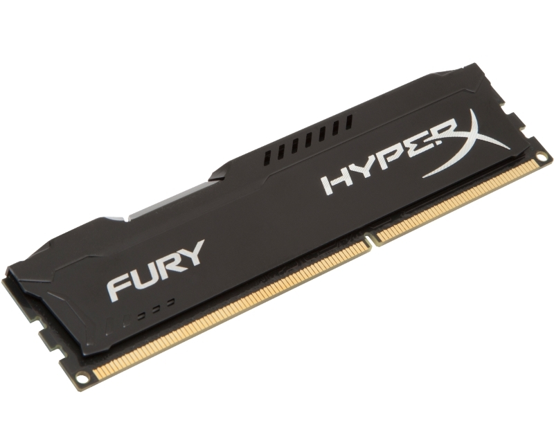 KINGSTON DIMM DDR3 4GB 1600MHz HX316C10FB/4 HyperX Fury Black