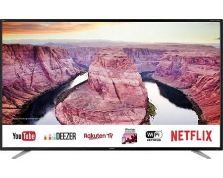 SHARP 40 40BG2E Full HD Smart LED TV