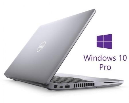 DELL Latitude 5511 15.6 FHD i7-10850H 16GB 512GB SSD GeForce MX250 2GB Backlit FP SC Win10Pro 3y NBD