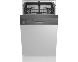 BEKO DSS 05010 X ugradna mašina za pranje sudova