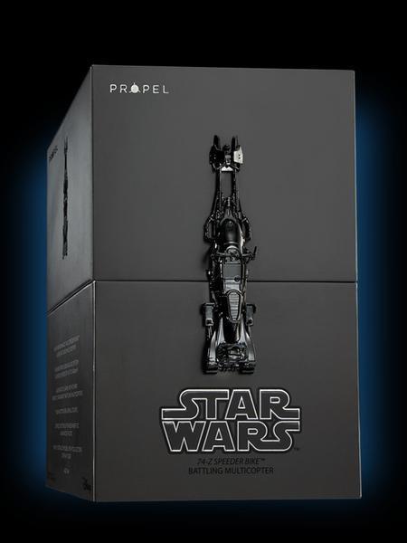 Star Wars: Speeder Bike Deluxe Box ( SW-1983-CX )