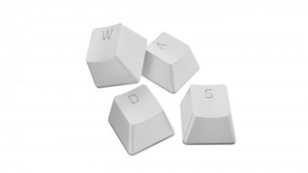 Razer PBT Keycap Upgrade Set - Mercury White ( RC21-01490200-R3M1 )