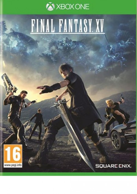 XBOXONE Final Fantasy XV ( SFFXV1EN02 )