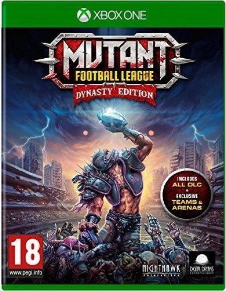 XBOXONE Mutant Football League - Dynasty Edition (  )