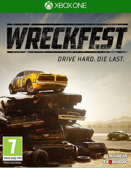 XBOXONE Wreckfest (  )