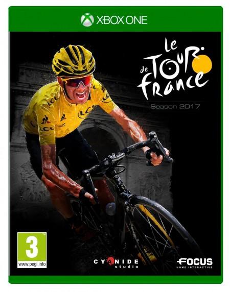 XBOXONE Tour de France 2017 (027469)