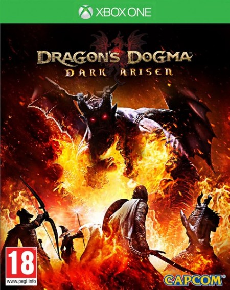 XBOXONE Dragon's Dogma Dark Arisen HD (029074)