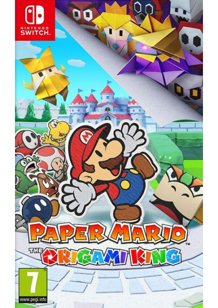 Switch Paper Mario: The Origami King (  )