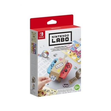 Switch Nintendo Labo Customisation Set (  )