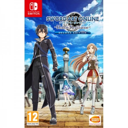 Switch Sword Art Online: Hollow Realization Deluxe Edition (  )