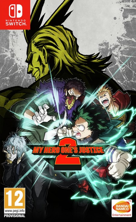 Switch My Hero's One Justice 2 (  )
