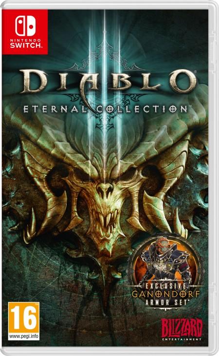 Switch Diablo 3 Eternal Collection ( 88343EN )