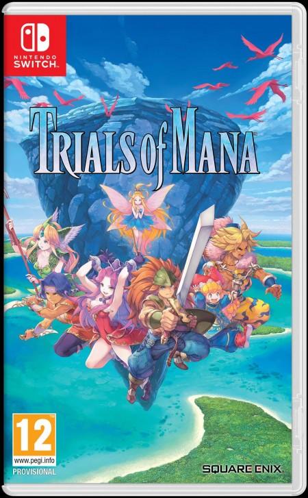 Switch Trials of Mana ( STMANHEN01 )