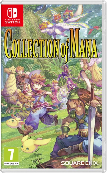 Switch Collection of Mana ( SCOLMHEN01 )