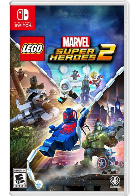 Switch Lego Marvel Super Heroes 2 (  )