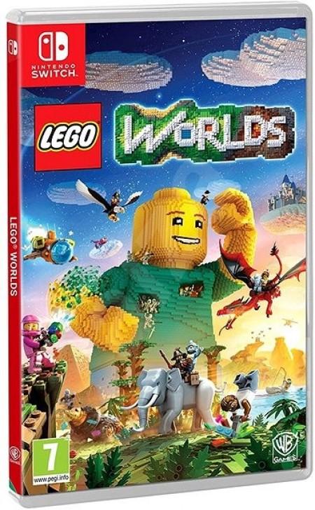 Switch Lego Worlds (Features 2 Bonus Pack) (  )