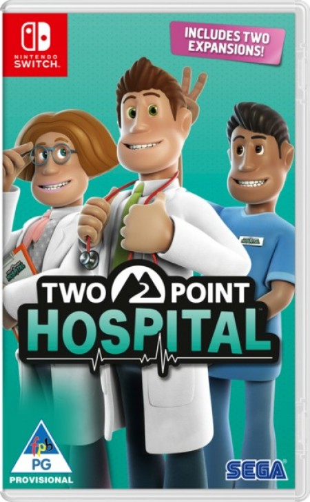 Switch Two Point Hospital (  )