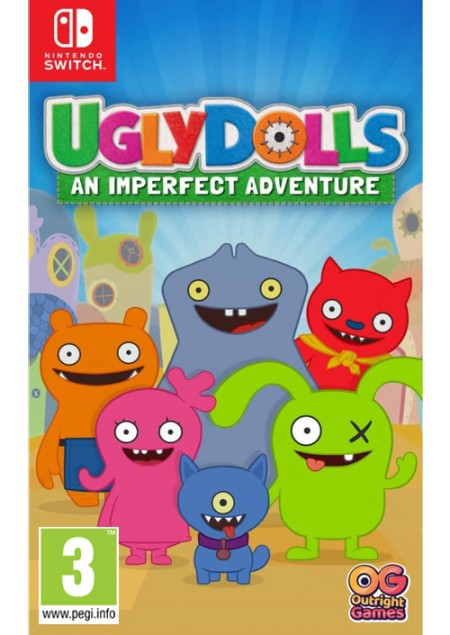 Switch Ugly Dolls: An Imperfect Adventure (  )