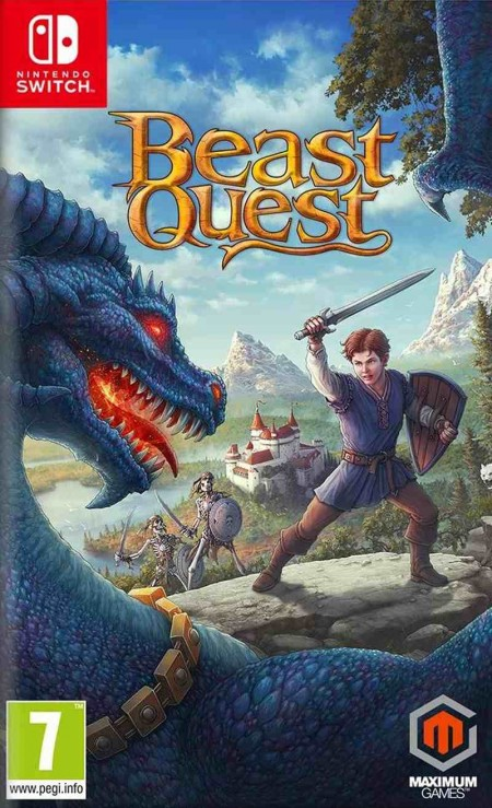 Switch Beast Quest (  )