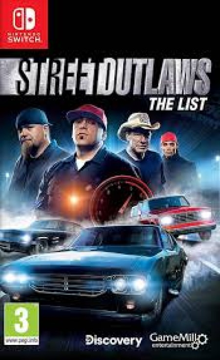 Switch Street Outlaws: The List (  )
