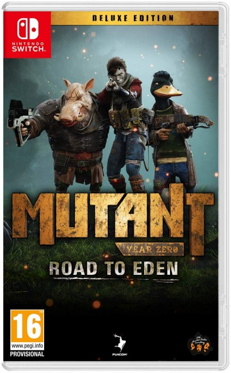 Switch Mutant Year Zero - Road to Eden Deluxe Edition (  )
