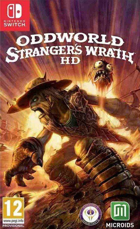 Switch Oddworld Stranger Wrath (  )