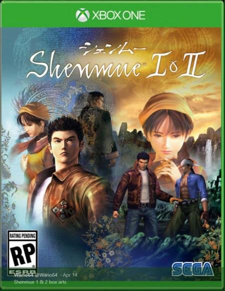 XBOXONE Shenmue I & II (  )