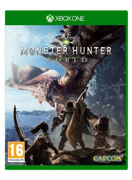 XBOXONE Monster Hunter World (029309)