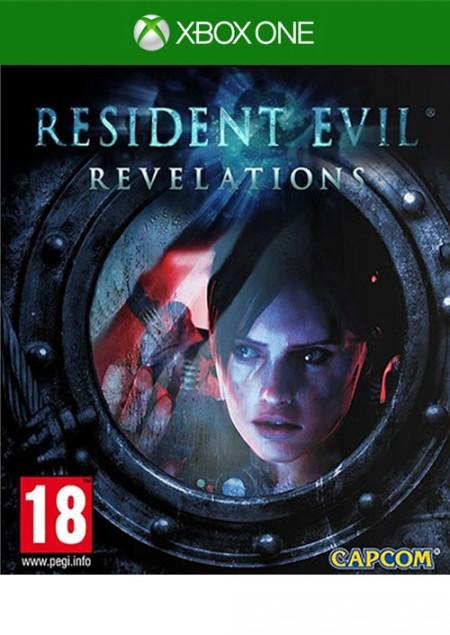 XBOXONE Resident Evil Revelations HD (028238)