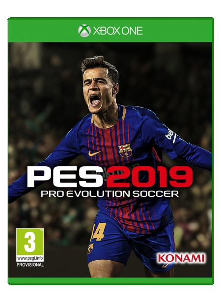 XBOXONE Pro Evolution Soccer 2019 (  )