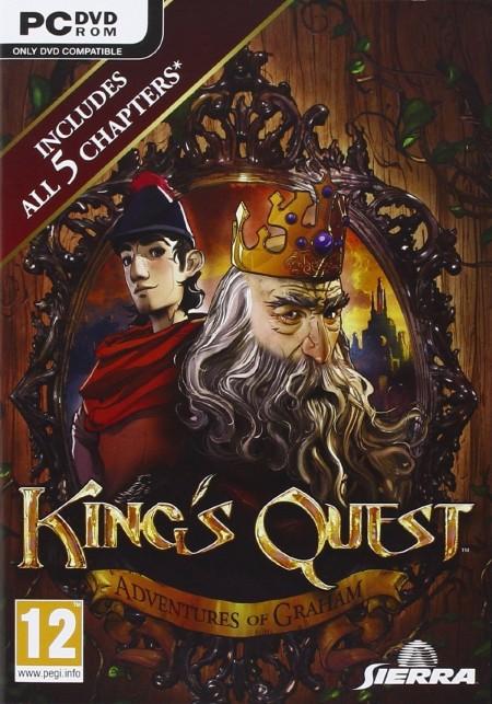 PC Kings Quest (024496)